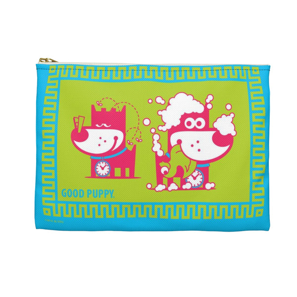 Bath Puppy III . Accessory Pouch