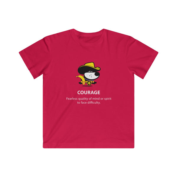 Innerchi . Courage . Kids Fine Jersey Tee