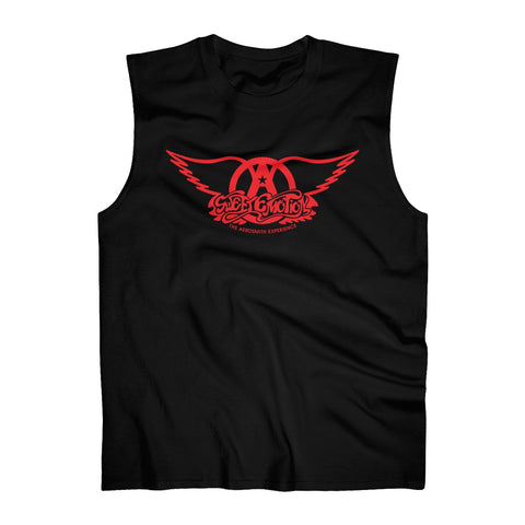 Sweet Emotion . Red Logo . Men's Ultra Cotton Sleeveless Tank