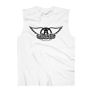 Sweet Emotion . Black Logo . Men's Ultra Cotton Sleeveless Tank