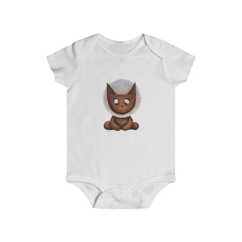 Apollo Lucky Louie . Infant Rip Snap Tee