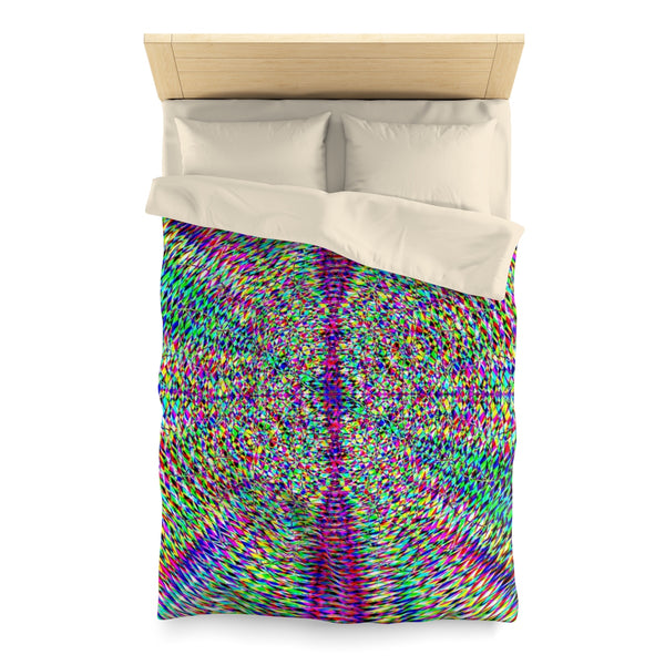 Seed Of Life . Duvet Cover . Twin