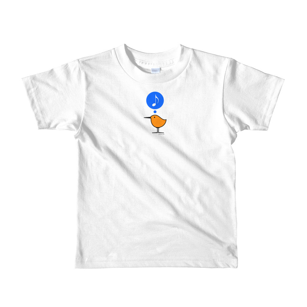 PIPPETE . Song . Kid's' Jersey T-Shirt