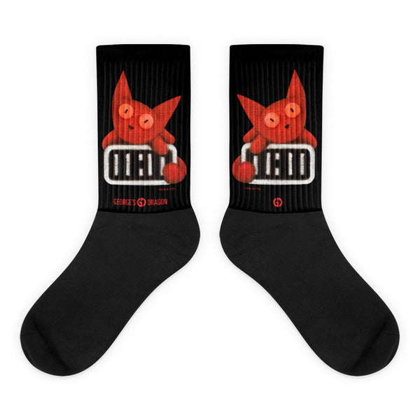 Morpheus Nick Nightingale . Unisex Socks