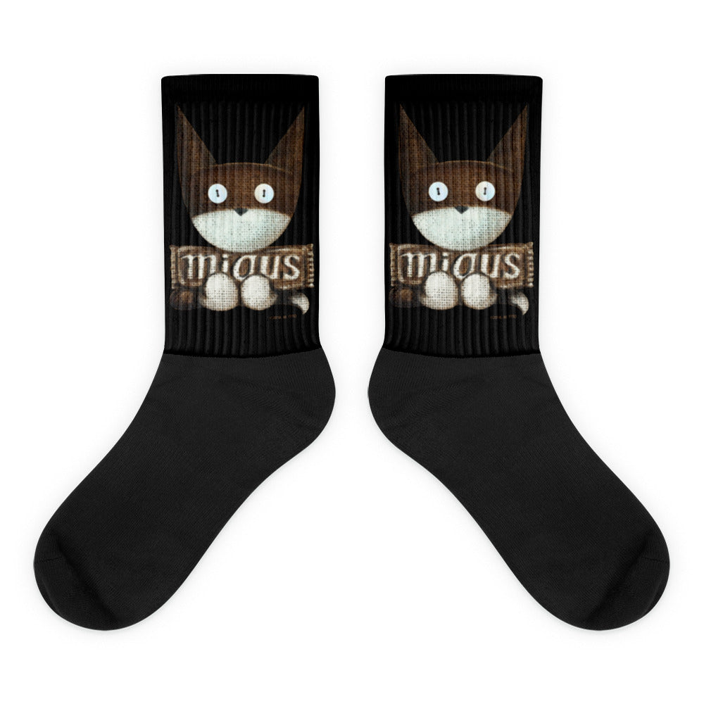 Meta Miracle . Unisex Socks
