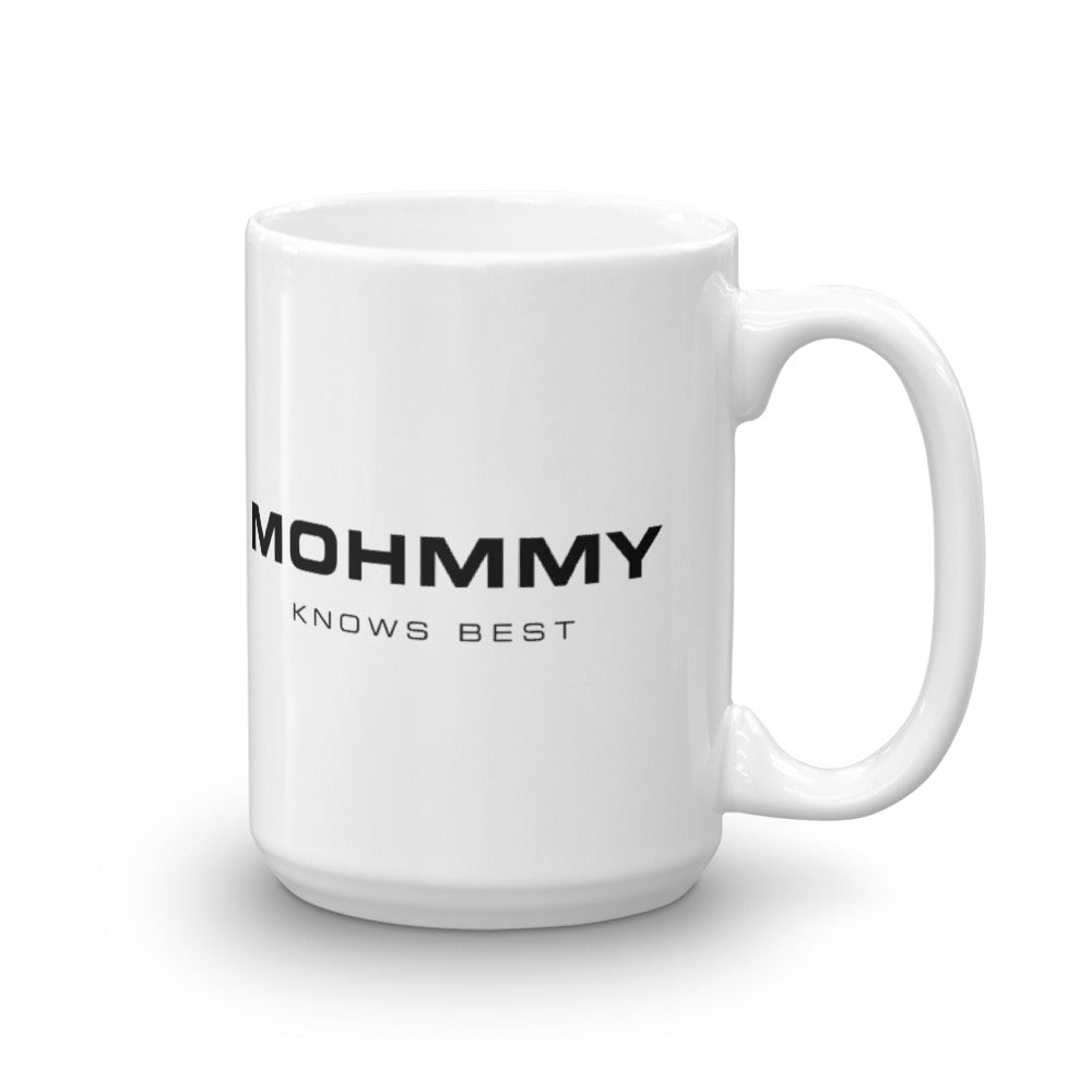 You Mess With… . White . Mug . 15 oz