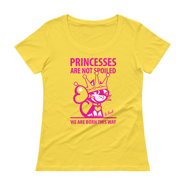 Cat T-Shirt for Women Betty Bad Kitty