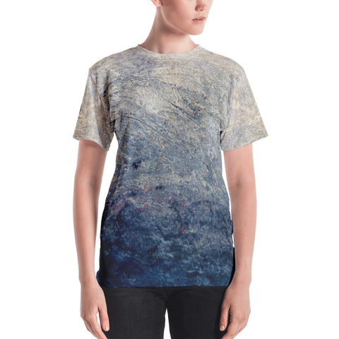 Unique Women's Tee, Marina Di Meta, George's Dragon