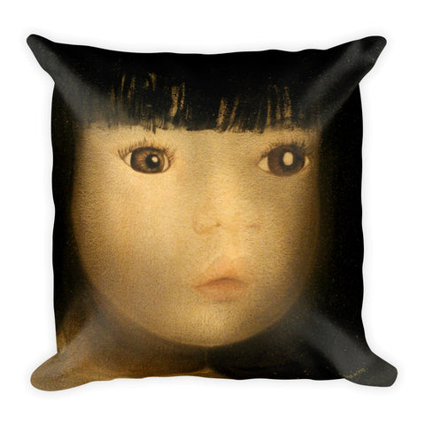 MARINA DI META . Light Vessels . Efflux . Square Pillow