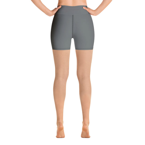 Know Thyself . Yoga Shorts