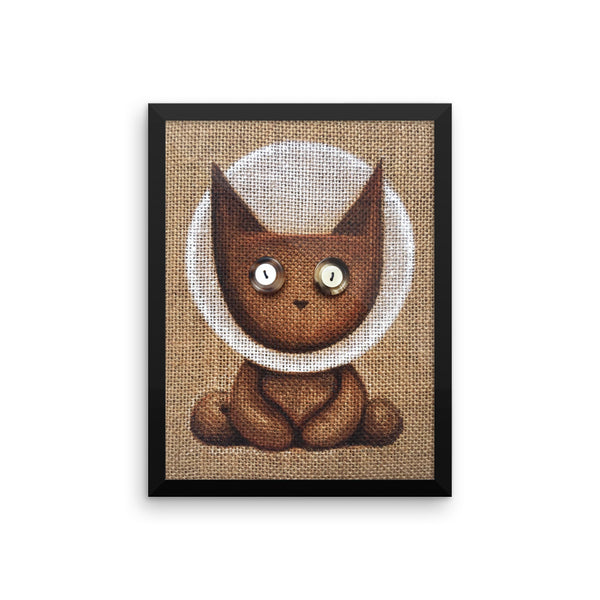 PEPI . Apollo . Lucky Louie . Print . Matte . Framed