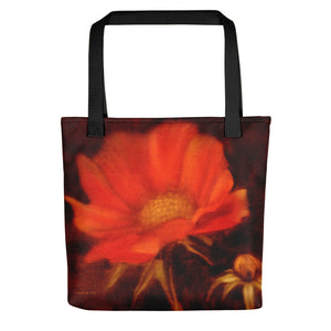 Light Vessels . Mother & Child . Weather-Resistant Tote Bag