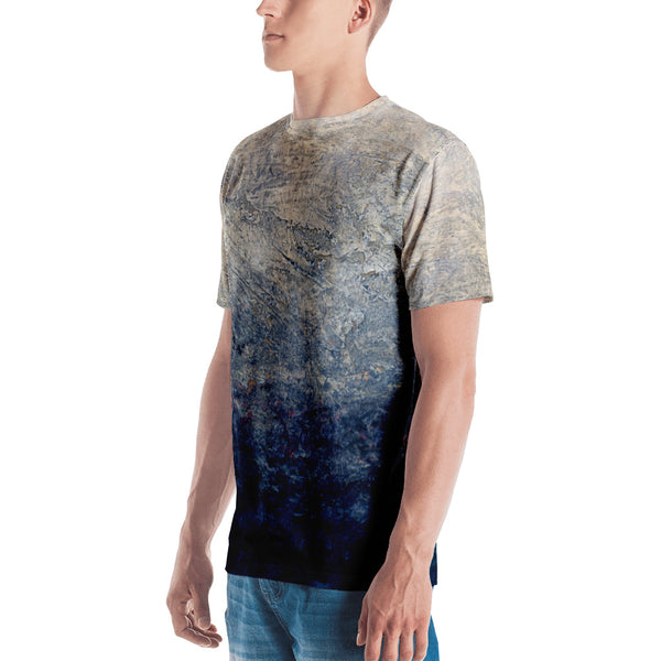 Unique Men's Tee, All Over Print, Marina Di Meta, George's Dragon