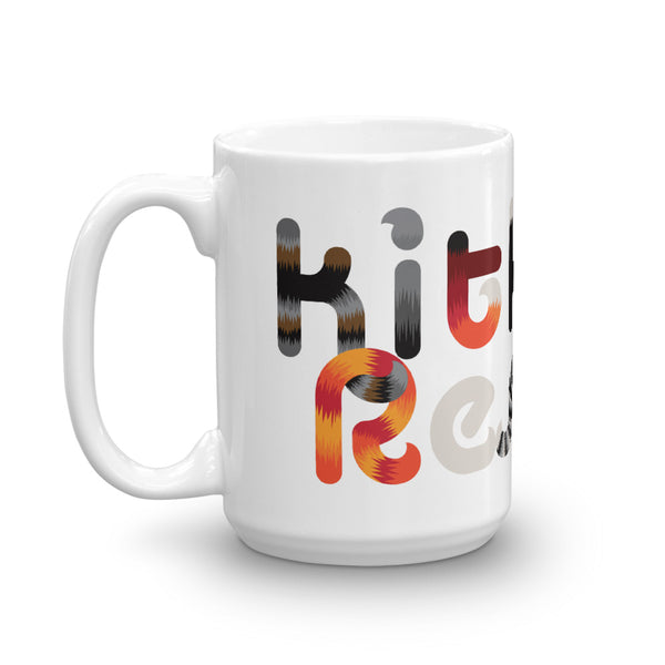 KitKats Rescue . Color Logo . Mug