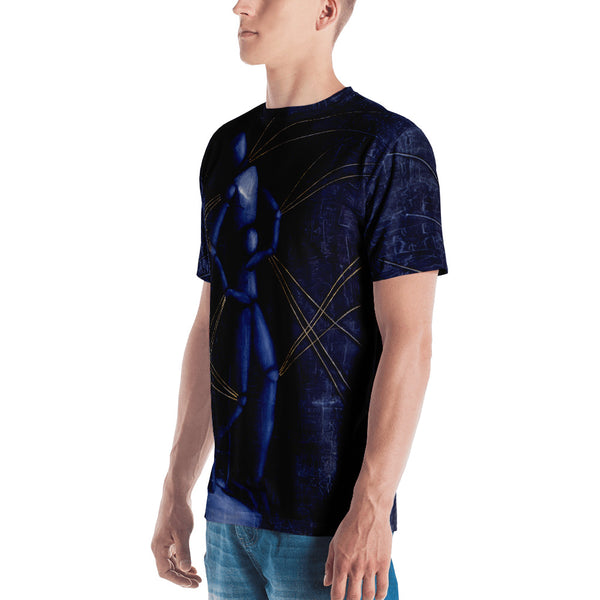 Light Vessels . Drawn . Men's Crew Neck T-Shirt