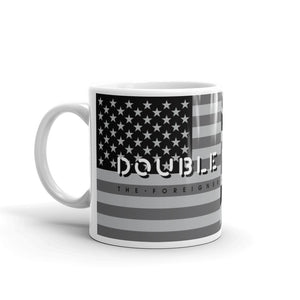 Double Vision . Black Flags . Mug