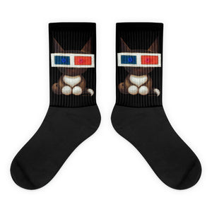 PEPI . Polarity . Maya . Unisex Socks