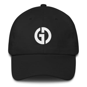 GEORGE'S DRAGON . Baseball Cap . Unstructured . Black