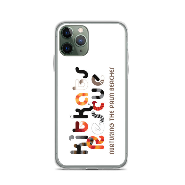 KitKats Rescue . Color Logo . iPhone Case