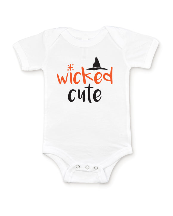 Wicked Cute | Baby Bodysuit