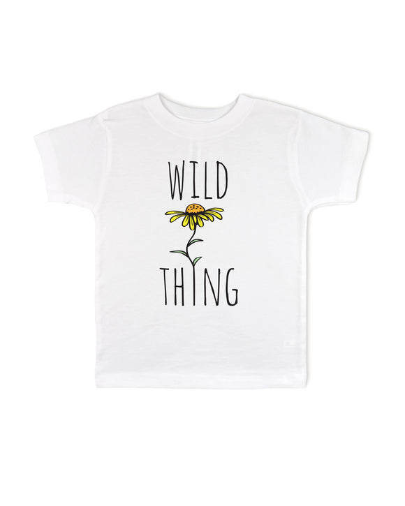 Wild Thing | Toddler Tee