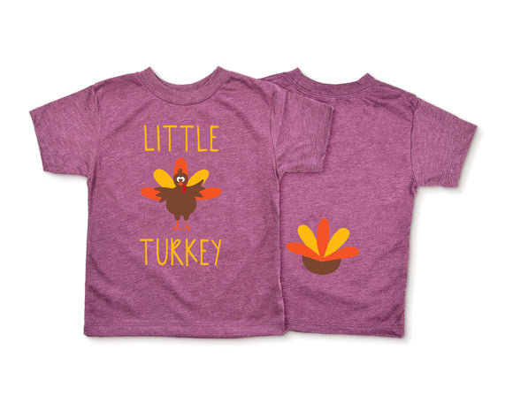Little Turkey | Toddler Tee