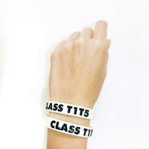 T1T5 WRIST BANDS (Set of 3s)