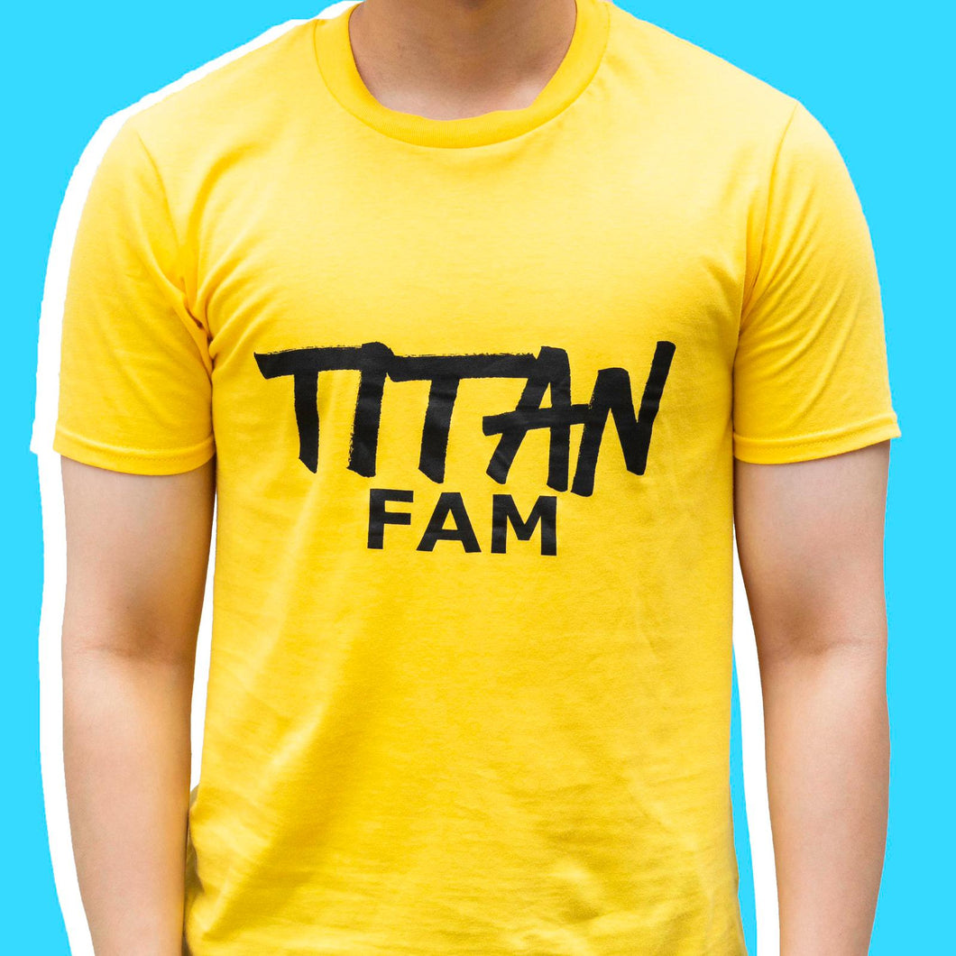 [LIMITED EDITION] TITAN FAM TEE