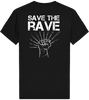 Tee Shirt Unisexe Bio Stanley CREATOR SAVE THE RAVE
