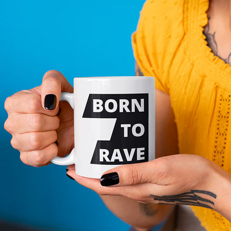Mug Born To Rave