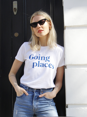 Going places t-shirt