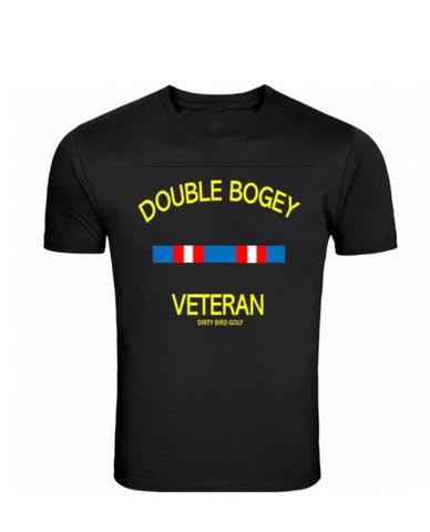 DOUBLE BOGEY VETERAN