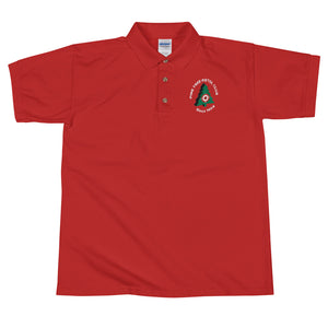 Men's Reverse Logo Polo