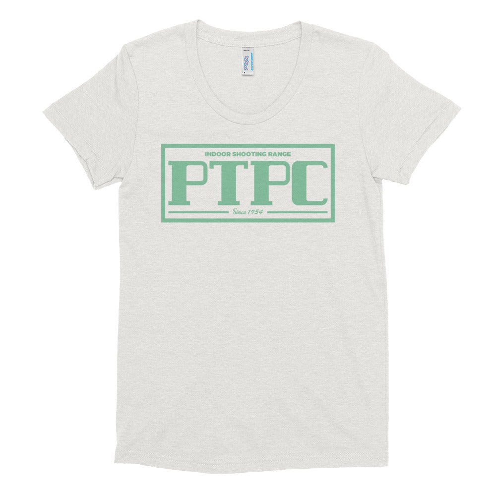 PTPC Block Women's Triblend in Light Pine - Limited