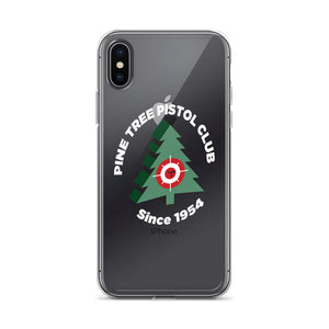 Pine Tree iPhone Case