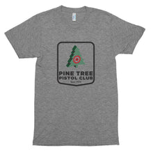 Pine Tree Badge Color Men's Triblend