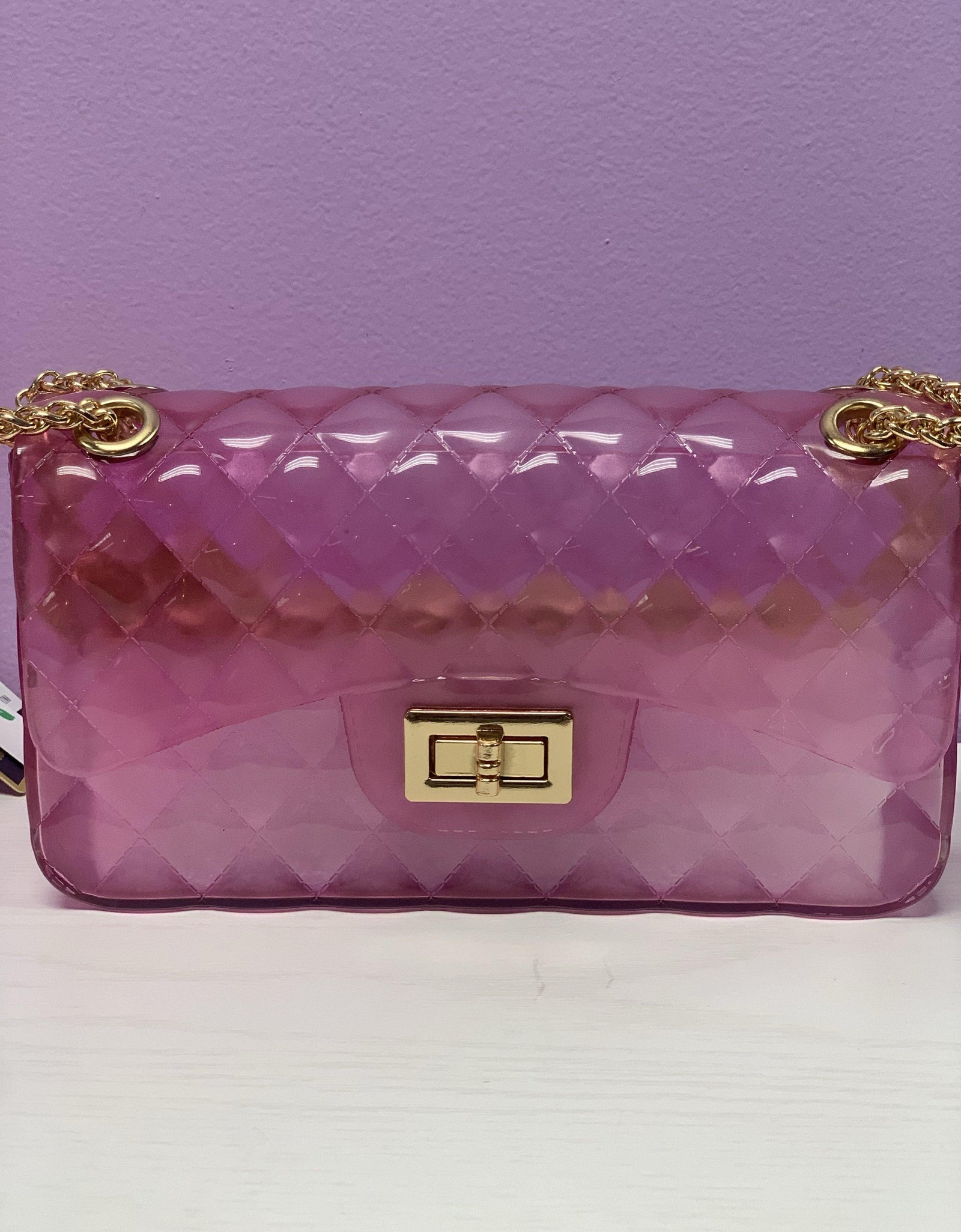 Jelly Bag Purple