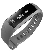 Smart Sport Bracelet Watch Intelligent For Ios Android Gray