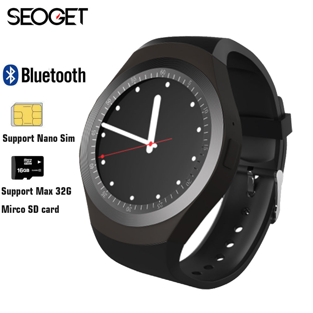 Seoget Bluetooth Smart Watch for Android and IOS