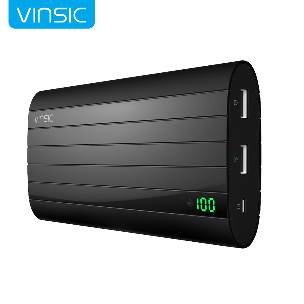 Vinsic  IRON P6 External Battery Charger S