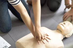 Why everyone should have first aid training