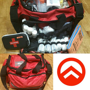 Swift Response Medic bag for EMR and First Responder courses