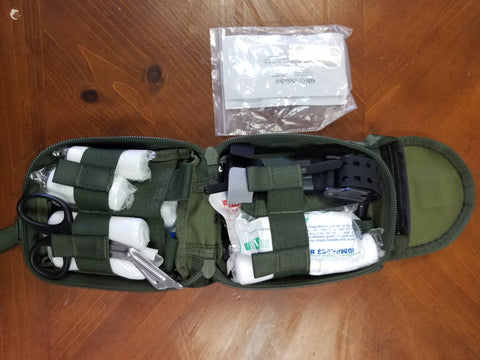 Wilderness and Remote First Aid Kit