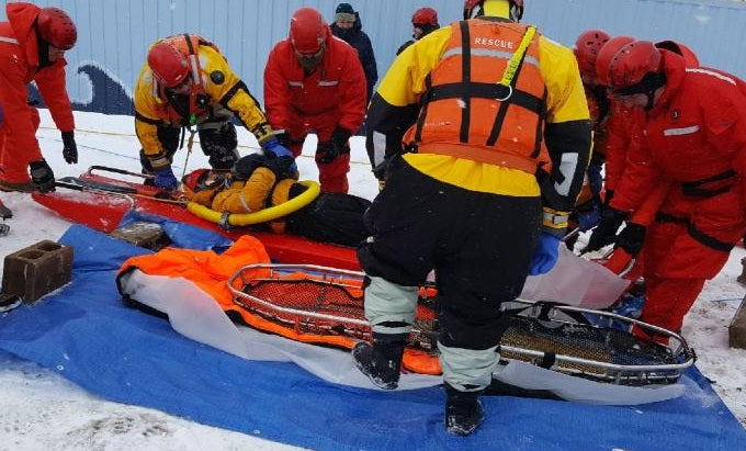 Ice Rescue - Operations Level