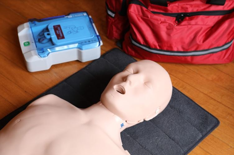 CPR/AED Level C Blended Online and In-Class