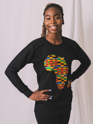 BLACK RAMANI JUMPER