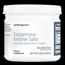 Exogenous Ketone Salts