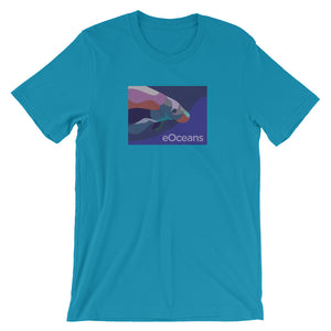 Short-Sleeve Unisex Manatee T-Shirt
