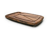 Acacia Wood - Kansas City Carving Board - Ironwood Gourmet