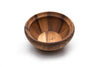 Acacia Wood - Individual Small Salad Bowl - Ironwood Gourmet